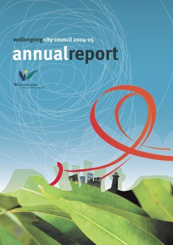 Annual Report 2004 - Wollongong City Council - NSW Government
