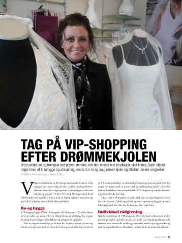 TAG PÅ VIP-SHoPPING EFTER DRøMMEKJoLEN - Lilly