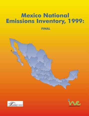 Mexico NEI Final Report - US Environmental Protection Agency