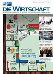 Die Wirtschaft Dezember 2010/Januar 2011 - Industrie- und ...