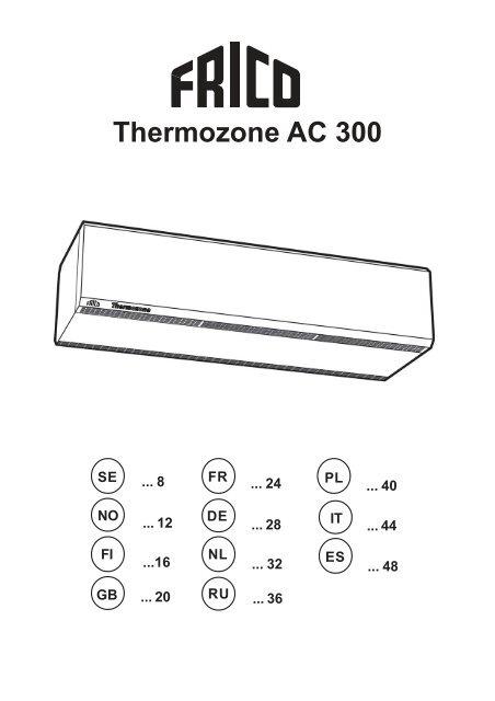 Thermozone AC 300
