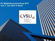 Einleitung Albert Schweizer - VSLI