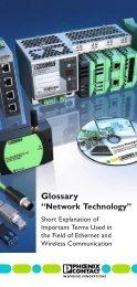 Glossary Network Technology - Phoenix Contact