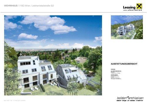 Wohnhaus 1160 Wien Liebh