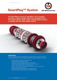 SmartPlug™ System - T.D. Williamson, Inc.