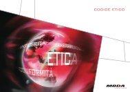 CODICE ETICO - MBDA