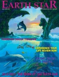 Issue #207 AUGUST/SEPTEMBER 2012 - Earthstar
