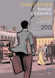 Téléchargez le catalogue bande dessinée 2013 - BIEF