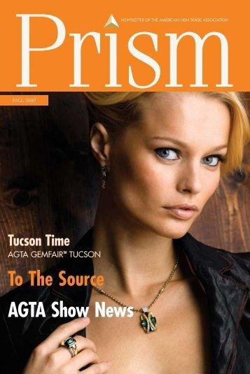 AGTA Show News - American Gem Trade Association