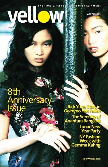 Rick Yune Stars in Olympus Has Fallen The ... - Yellow Magazine
