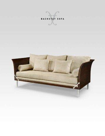 BACKSTAY SOFA - De Sousa Hughes
