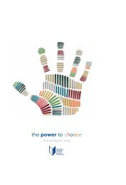 RIF Annual Report 2009 - Reading Is Fundamental