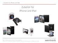 iPad - Wentronic