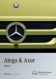 Atego & Axor - Mercedes-Benz
