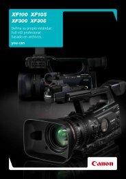 Defina su propio estándar: Full HD profesional basado en archivos ...
