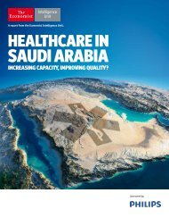 Healthcare in Saudi Arabia