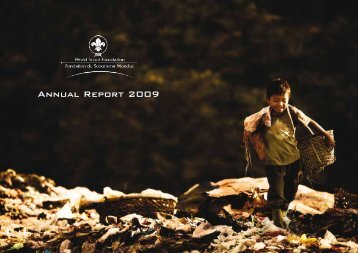 Annual Report 2009 - World Scout Foundation