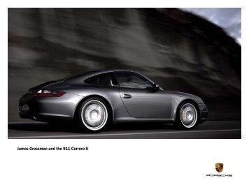 James Grossman and the 911 Carrera S - Jack Eric Grossman