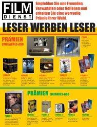 LWL Beilage 215/275.indd - Film Dienst