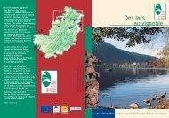 des lacs au vignoble français - Parc naturel régional des Ballons ...