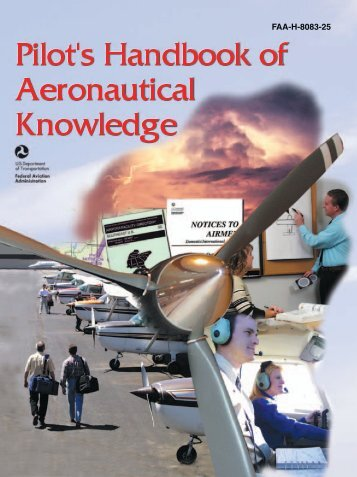 Pilot's Handbook of Aeronautical Knowledge - Penn State Personal ...