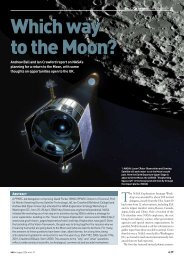 Which way to the Moon? - UCL Astronomy Group