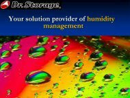 Dr.Storage Sunum - Sinerji Grup