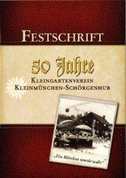 FESTSCHRIFT 50 JAHRE