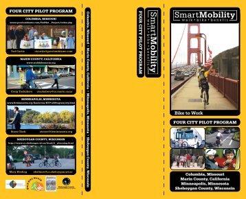 Bike to Work - Walk Bike Marin!