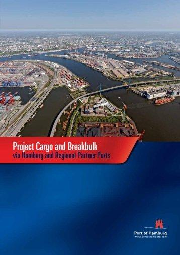 Project Cargo and Breakbulk - PortofHamburg
