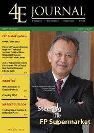 Vol 7, No 4 - Financial Planning Association of Malaysia