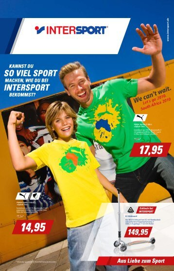 17,95 - Intersport Erdl
