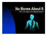 No Bones About It
