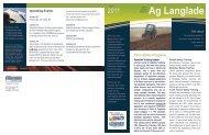 2011 Jan Ag Newsletter.pdf - Langlade County - University of ...