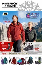 NEU! - Intersport Gruner