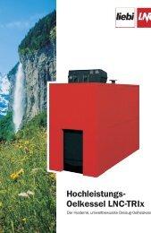 Prospekt 4 Seiten - Liebi LNC AG