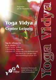 Yoga Vidya Center Leipzig