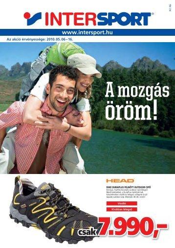 A mozgás öröm! - Intersport