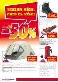 50% szezon vége, fuss el véle! - Intersport - Page 4