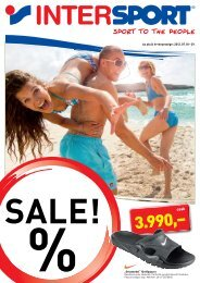 SALE! - Intersport