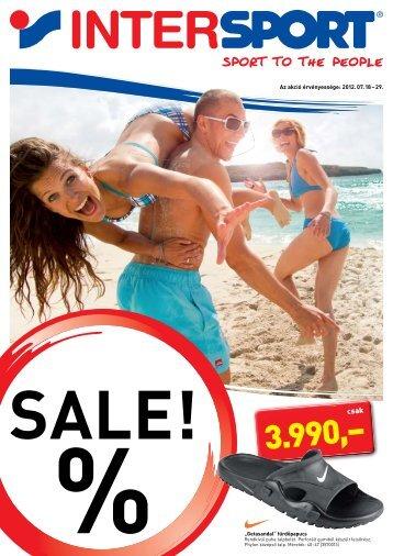 SALE! - Intersport