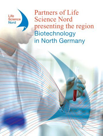 Partners of Life Science Nord presenting the region