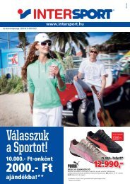 2000.- Ft - Intersport