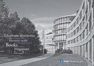 Telephone directories - Heise Medien Gruppe