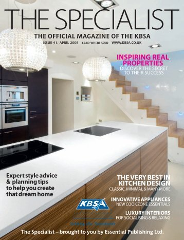 KBSA The Specialist Issue 41
