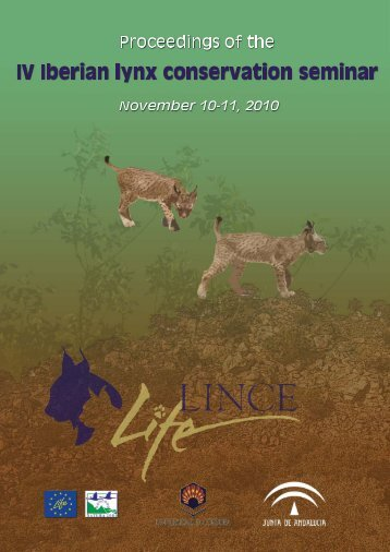 The IV Iberian Lynx Conservation Seminar - Life Lince