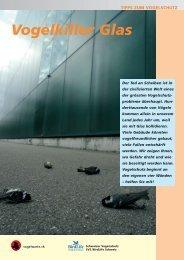 PDF Deutsch - Vogelkiller Glas
