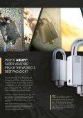 Abloy SWP padlocks - Page 2