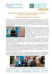 BVT2011 Hildesheim Bericht - KKV Hansa München