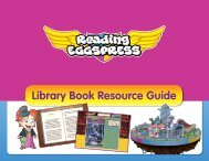 Library Book Resource Guide